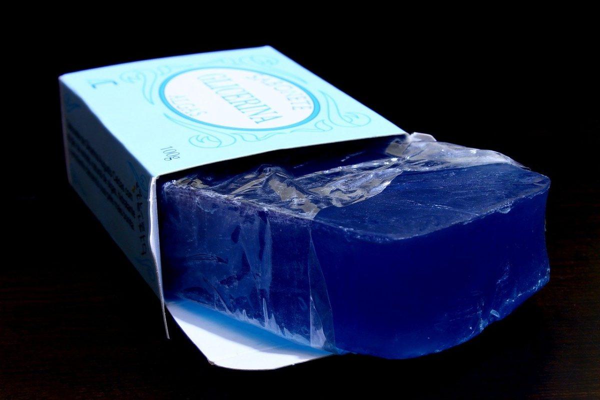 glycerin in soap bar